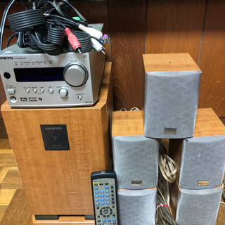 ONKYO ホームシアターシステム BASE-V10