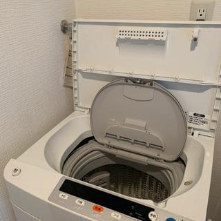ハイアール洗濯機 ☆受け渡し決定