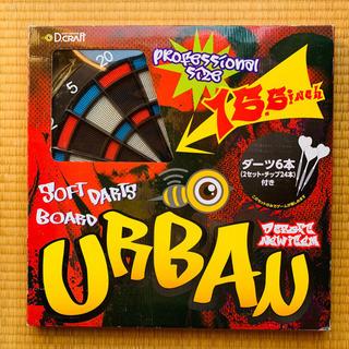 ダーツボード D.craft Dartsboard Urban blue/red の画像