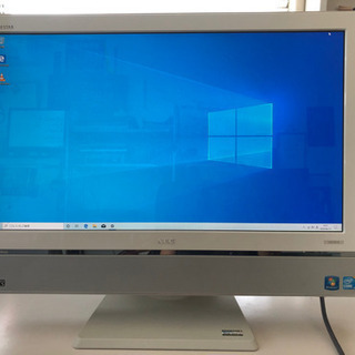 NEC 23インチ i5 1TB ディスクトップパソコン