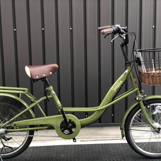 【全国配送可能】新車☆BAA3人乗り対応自転車◆20インチ LE...