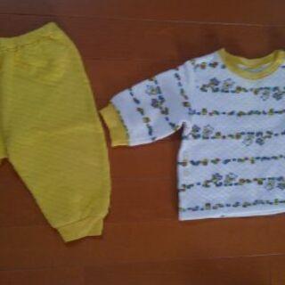 子供用 冬物パジャマ 80㎝