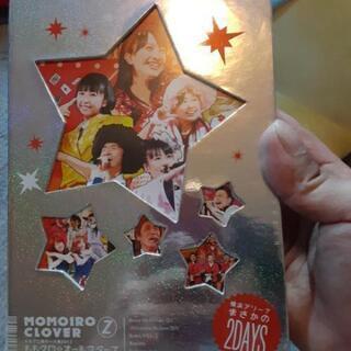 ももいろクローバーZ DVD