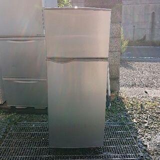 SHARP 冷凍冷蔵庫 直冷式 SJ-H12B-S 118…