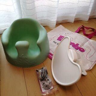 【譲ります】バンボ(テーブル、ベルト、バッグ付)