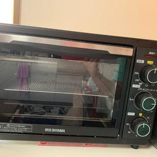 (ジャンク)アイリスオーヤマ コンベクションオーブン