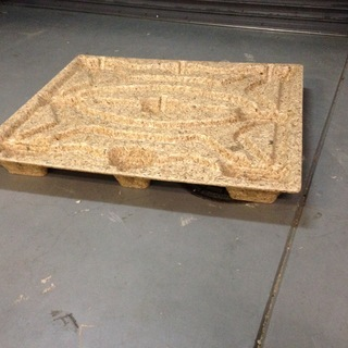 【あげます】木製パレット 中古品 引き取の方限定 1枚からOK ...