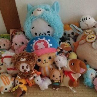 【最終値下げ】チョッパー、ミッキーマウス、キティちゃん、ラスカル...