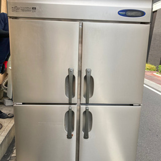 【岡山、老舗旅館閉店】業務用冷蔵庫‼️ ホシザキ 2015年製