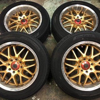 RACING  SPARCO 16インチ 4本セット 中古
