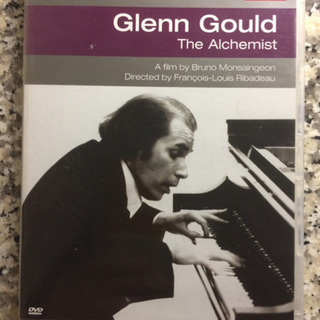 グレン・グールド The Alchemist(DVD)