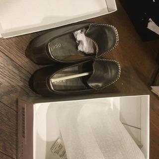 レディース靴、新品です。