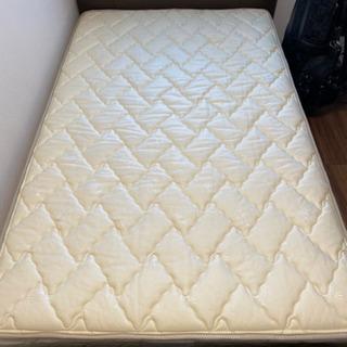 alflex セミダブル ベッド