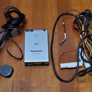 Panasonic  ETC  CY-ET907D 音声案…