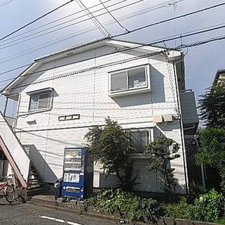 🉐初期費用7万円🙂2LDKで家賃59000円❤️新宿へ50分の横...
