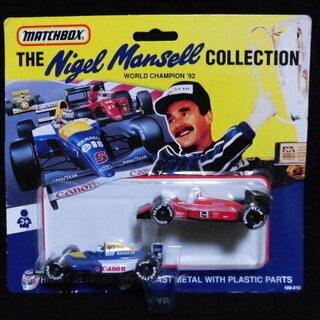 1/64 マッチボックス ウィリアムズルノーF1 フェラーリF1...