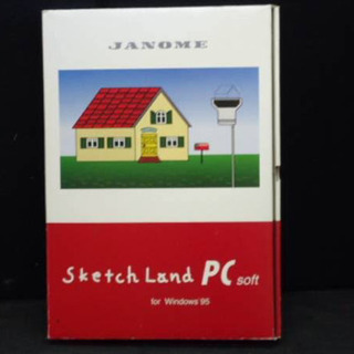 スケッチランドPCソフトの画像