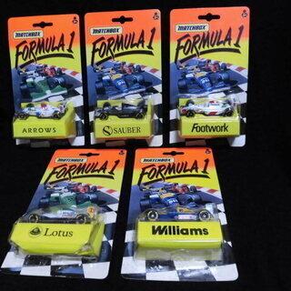 1/64 ロータスF1 ザウバー メルセデスF1 ウィリアムズF...