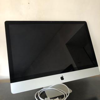 値下げ iMac 27インチ Mid 2011