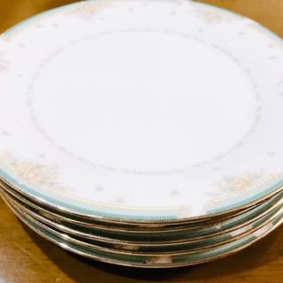 未使用 Noritake 食器5枚セット 値下げ!