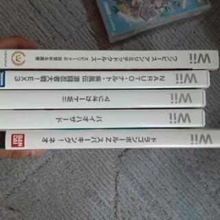 任天堂Wii ゲームソフト