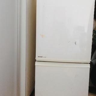 SHARP SJ-V14S 冷蔵庫