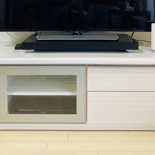 引取り可能な方❗️超美品⭐︎鏡面仕上げテレビ台