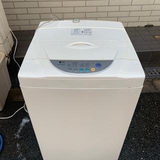 無料 洗濯機