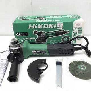 新品 電子ディスクグラインダー G 10BYE  HIKOKI/...