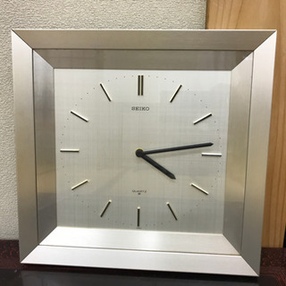SEIKO 掛け時計