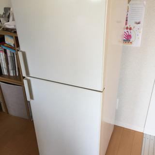 無印良品 ノンフロン電気冷蔵庫 137L