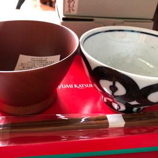 ★取引決定★ご飯みそ汁茶碗セット