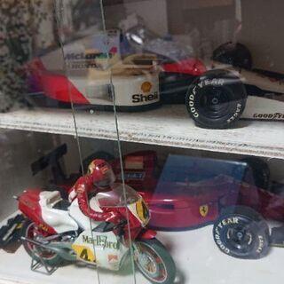 マクラーレン フェラーリ