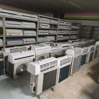 エアコン格安、高年式エアコン、新品エアコン在庫多数、無料取り外し...