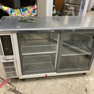 【格安‼️ホシザキ‼️】2003年製 テーブル形冷蔵ショー…
