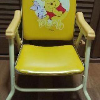 折り畳み ベビーチェア 子供用椅子 差し上げます
