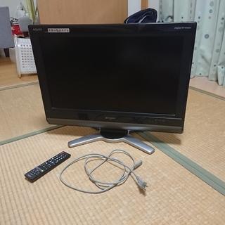 【中古】シャープ 液晶テレビ 26インチ