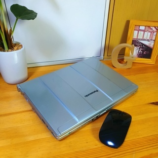 corei5で大容量750Gの超高性能Panasonic☆ レッ...