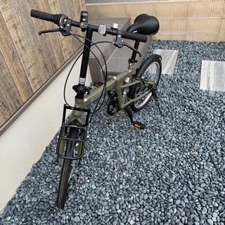 [値下げしました]Jeepの折りたたみ自転車