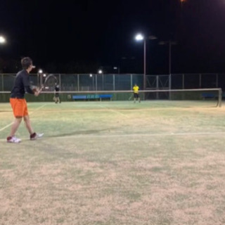 ソフトテニスやりましょう!