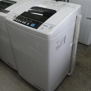 洗濯機 6.0kg 2015年製 日立 NW-6TY HITAC...