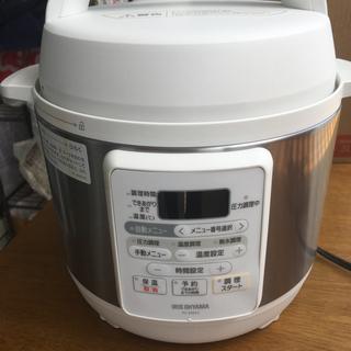 圧力鍋 アイリスオーヤマEMA3型