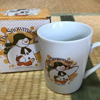 【非売品】SnowManマグカップ スノーマン