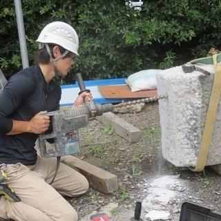 ★未経験者OK★社寺建築、一般建築物などの京都の石職人(石工)の見習い