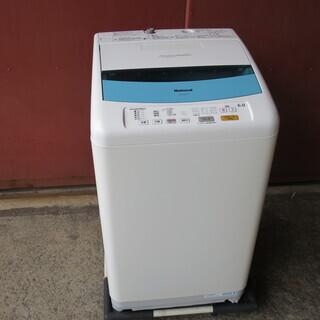 【動作確認済】洗濯機 6.0㎏ 2009年製 ナショナル NA-...