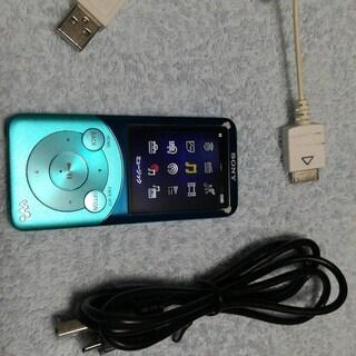 ソニー NW-S754 8 GB ブルー