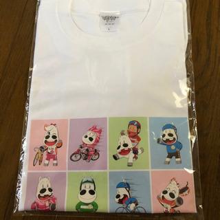 値引き  非売品? 新品オッズパーク マキバオーTシャツ