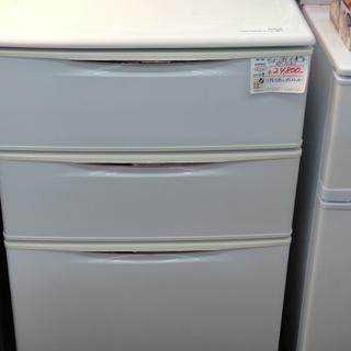 サンヨー 118L冷凍ストッカー HF-12RU 2010年製【...