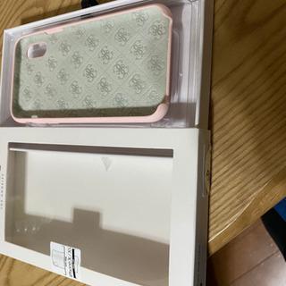 iPhone  Xs    GUESSケース