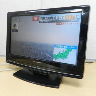 DXアンテナ 19インチ 液晶テレビ